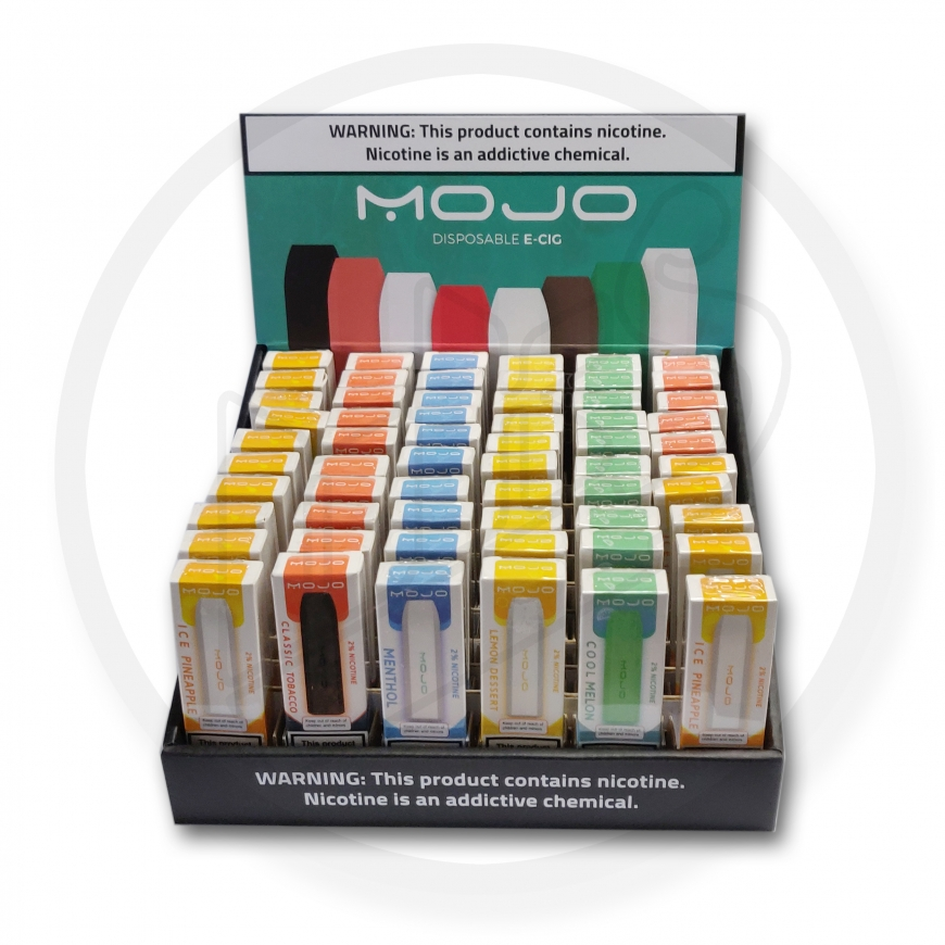 NEW Disposable Mojo Pod Kits