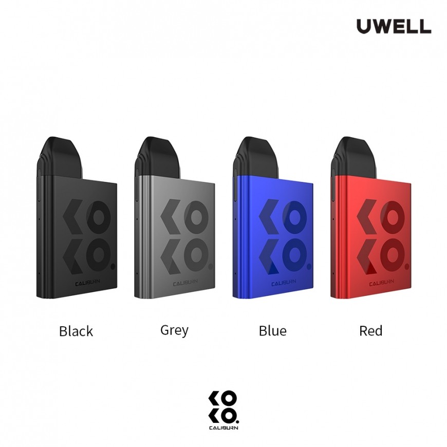 NEW @ BKS!! UWell Caliburn KOKO Kit | Voopoo Vinci Kit Rainbow Edition | Geek Vape Aegis Boost Restock | E-Liquid Restocks & More!!
