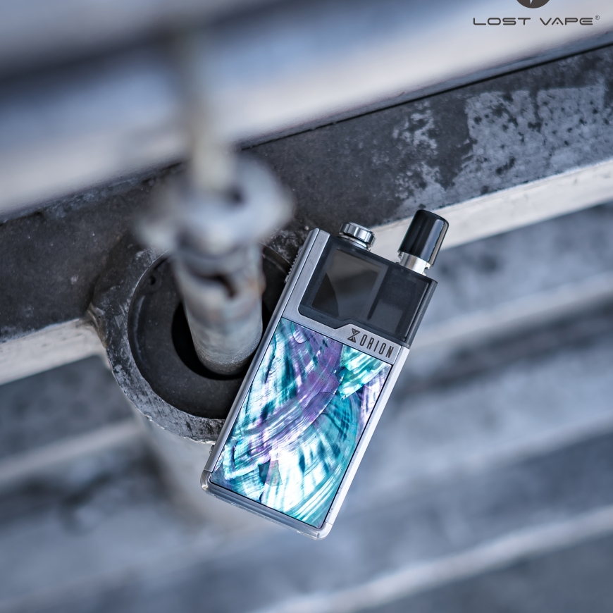 Lost Vape Orion DNA Pod Kit Restock!!