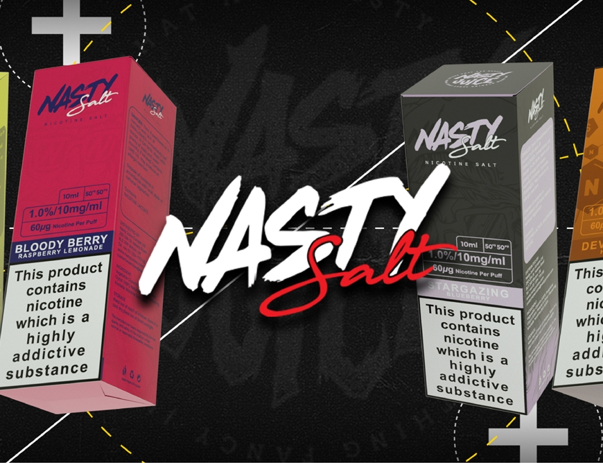 NEW @ BKS!! Nasty Juice Nic Salts Flavours | Fresh Vape Co & More!!