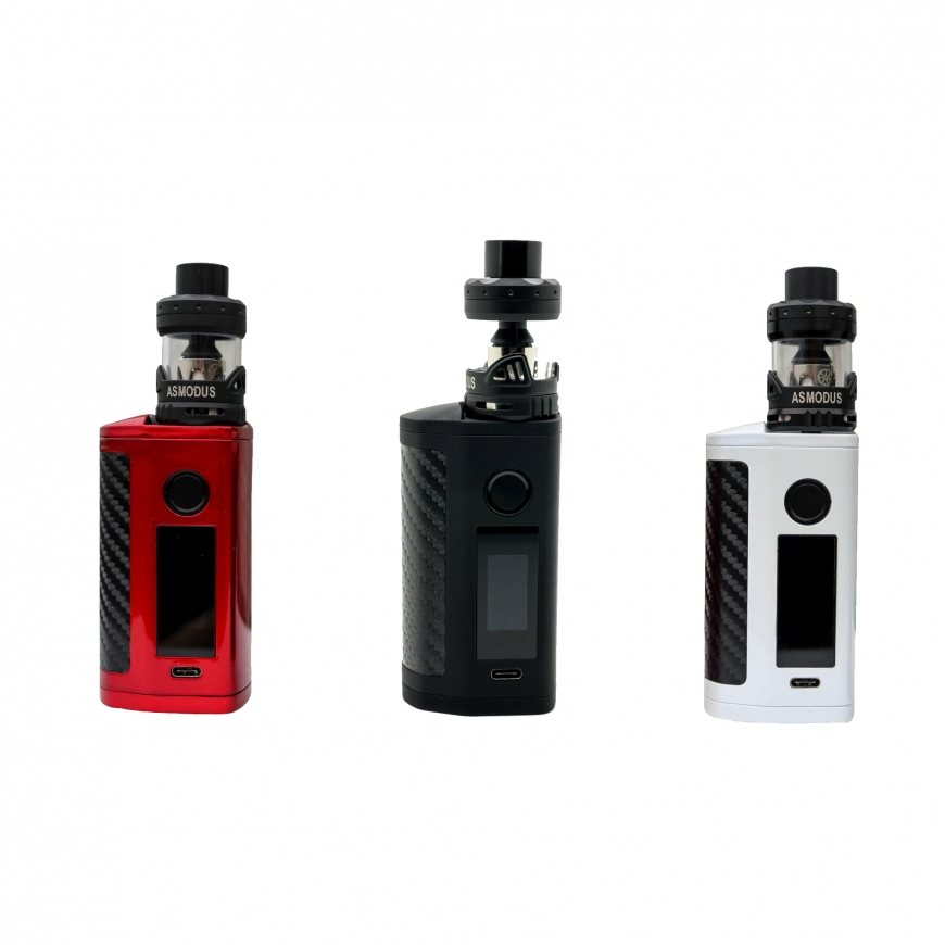 NEW Voopoo DRAG Nano Pod Kit | asMODus Minikin 3s Kit
