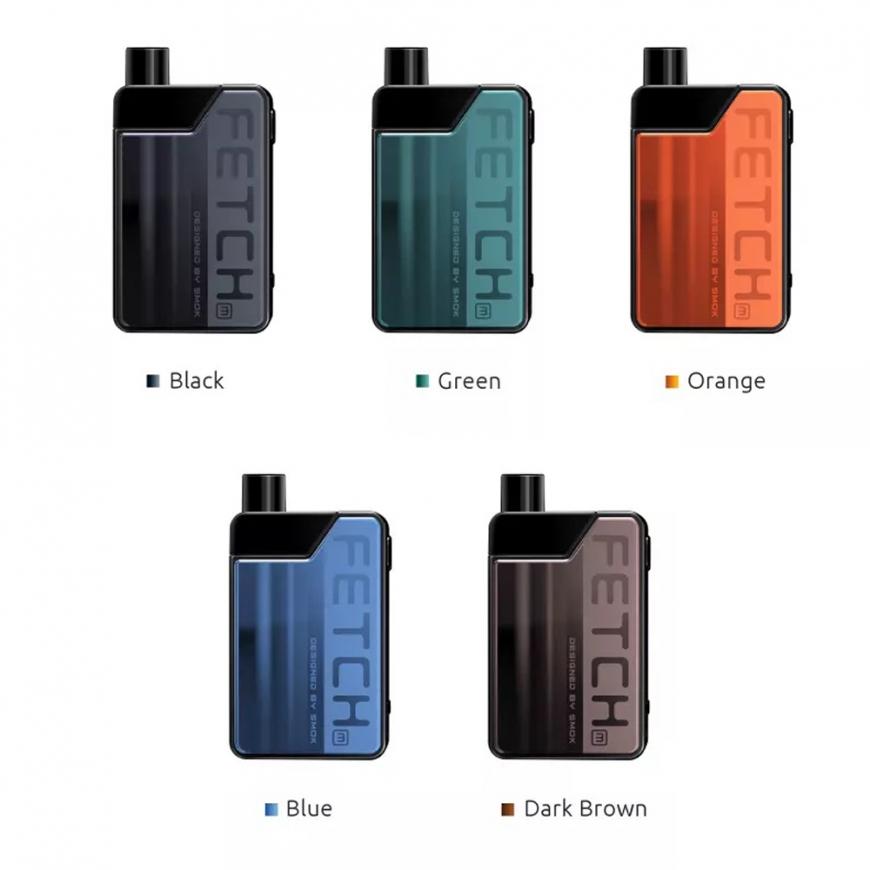 NEW @ BKS!! SMOK Fetch Kit | D-Barrel Kit | S-Barrel Kit | Vaperz Cloud Asgard New Colours | Restocks & More!