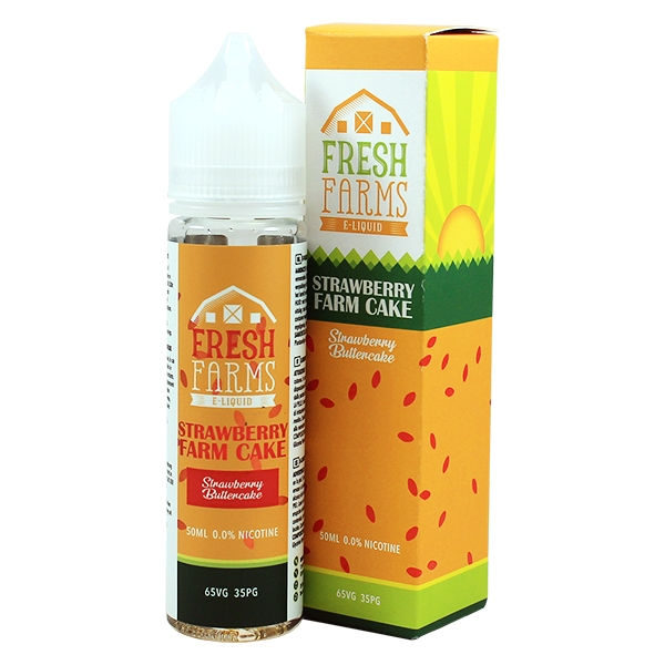 Fresh Farms E-Liquid & Z-Fuel by ZAP! Available now!!