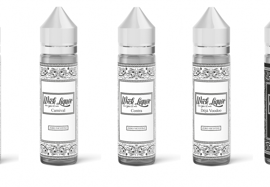 Wick Liquor New Flavours   Restocks   Vaperz Cloud New Iced & Smoked Out Asgard   Snowwolf & Just Juice Promo Packs Almost Sold Out!!