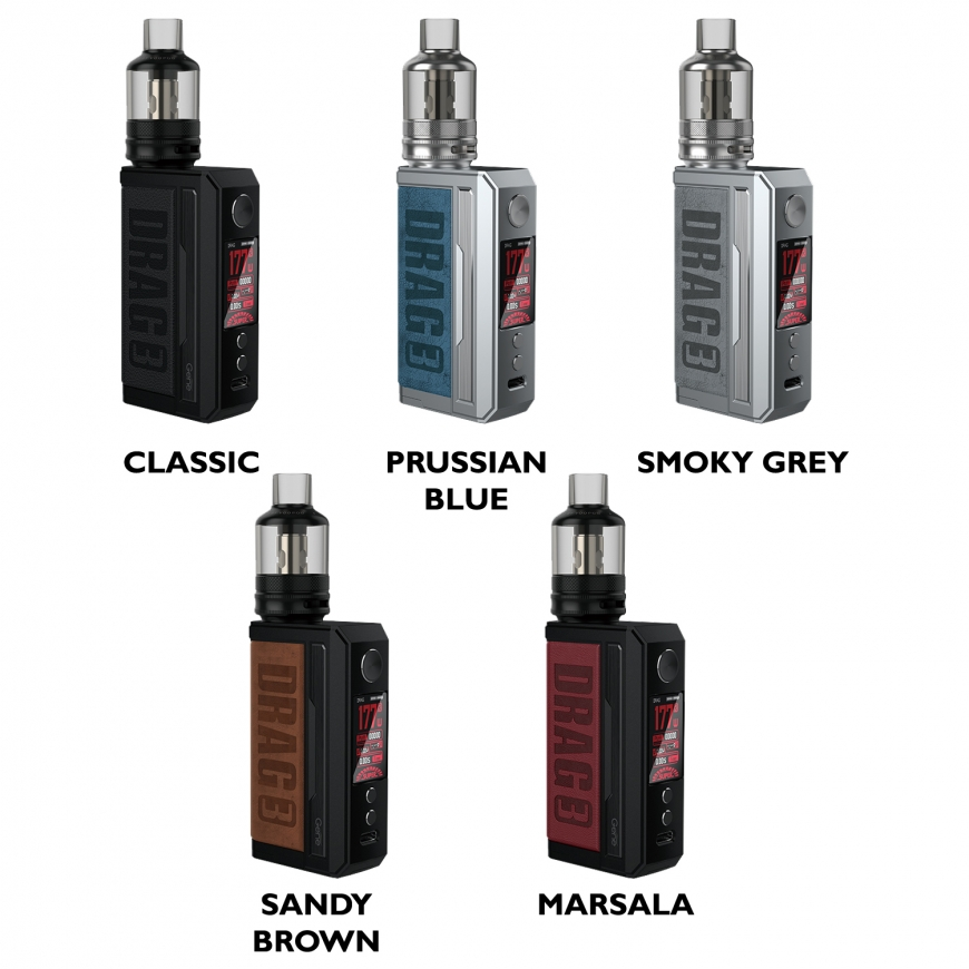 New @ BKS!! Voopoo DRAG 3 Kit | Drag X Plus Kit | Innokin | Geek Vape | Restocks & More!