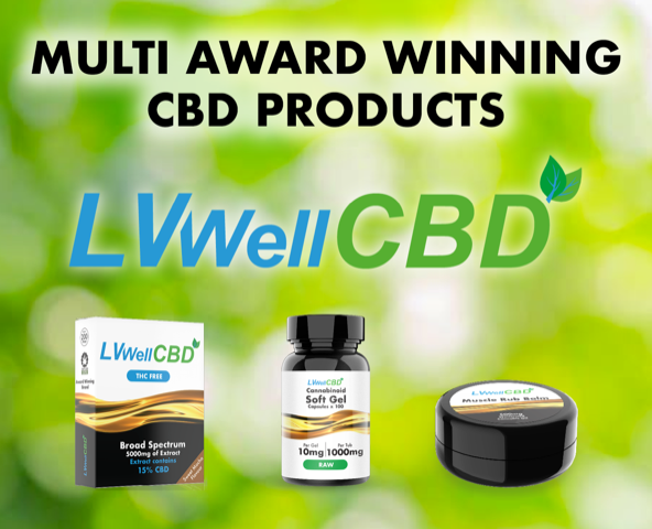 NEW @ BKS | LVWell CBD New Products | GRN CBD | Dinner Lady CBD Last Chance at Discount!!