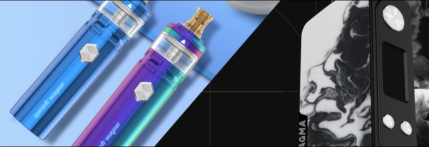 New Geek Vape Flint Kit, Famovape Magma & More!!