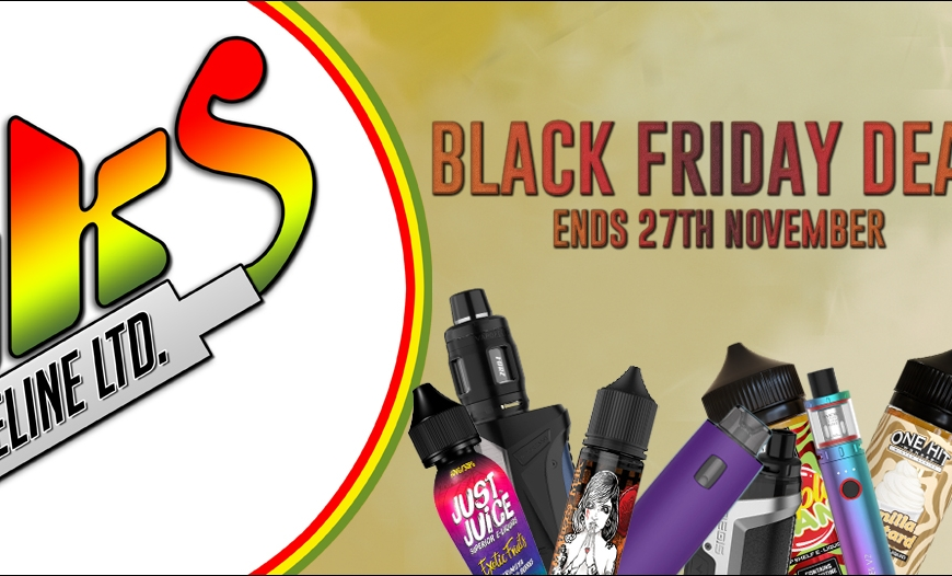 BKS Black Friday Deal @ BKS!!