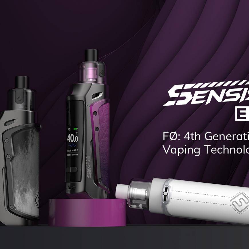 Check out the New Innokin Sensis EZ Kit   Vaperz Cloud   Suicide Mods   Restocks & More!!