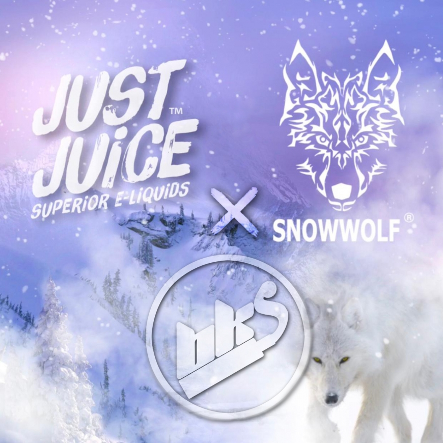 Snowwolf x Just Juice x BKS Collaboration