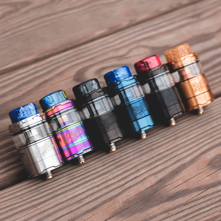 Wotofo Profile Unity RTA Now Available!!