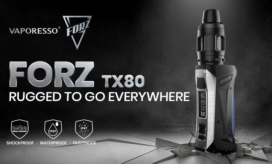 New Hardware @ BKS!! Vaporesso FORZ TX80 | SMOK Vape Pen V2 | Voopoo ARGUS & ARGUS Pro | Innokin Endura M18 Coming TOMORROW!! | Check it out today!!