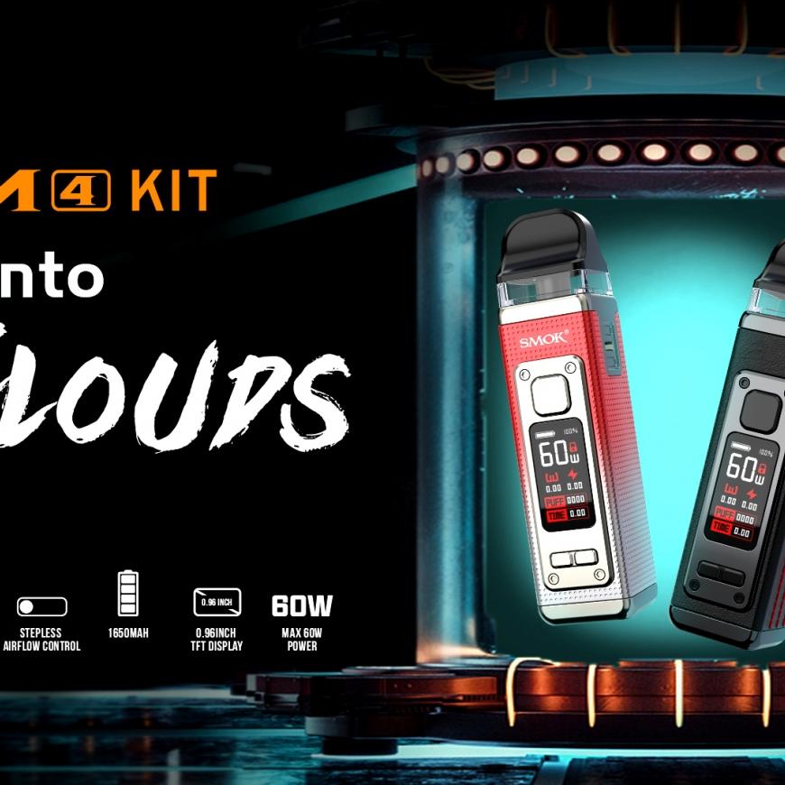 NEW @ BKS!! SMOK RPM 4 Pod Kit | New YETI Flavours | MY E-Liquids | Pod Salts Disposable GO Pens & More!!