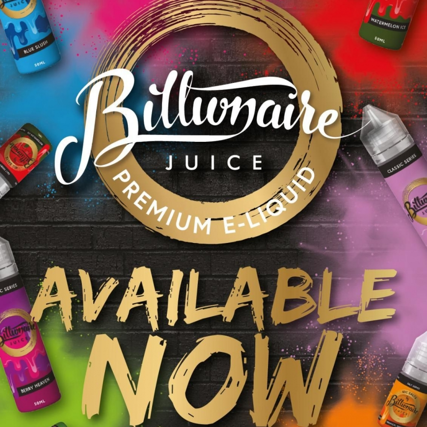 Billionaire Juice | 10% Off Limited Time Offer @ BKS Tradeline | Join the One Percent!!