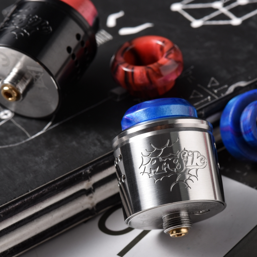 Last Chance to Pre-Order your Profile 1.5 RDA Stock!!