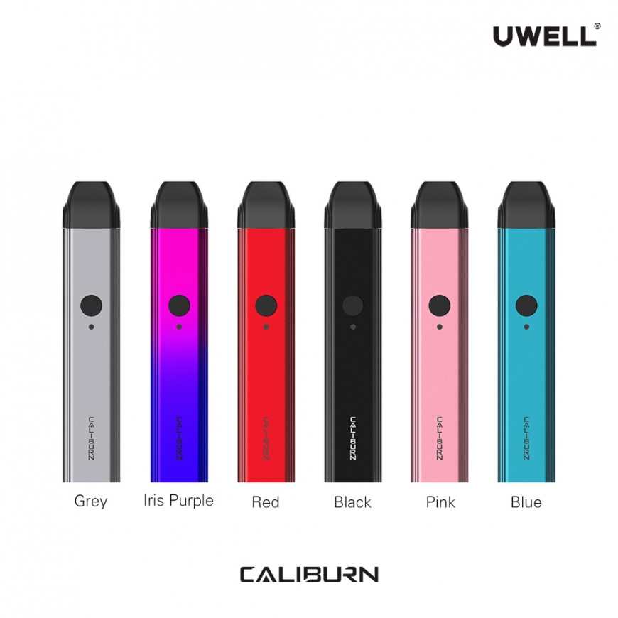 BKS Restocks | Uwell Caliburn | Geek Vape | I VG & More!!