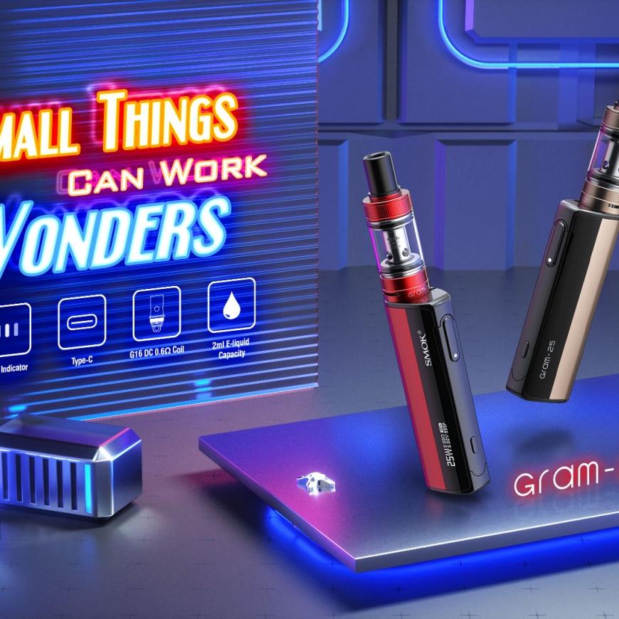 NEW @ BKS!! SMOK Gram-25 Kit & Gram-16 Tank | Geek Vape Z50 | Voopoo Restocks & More!!