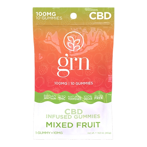 Great CBD Ranges @ BKS!! NEW GRN Gummies | LVWell CBD & More!!
