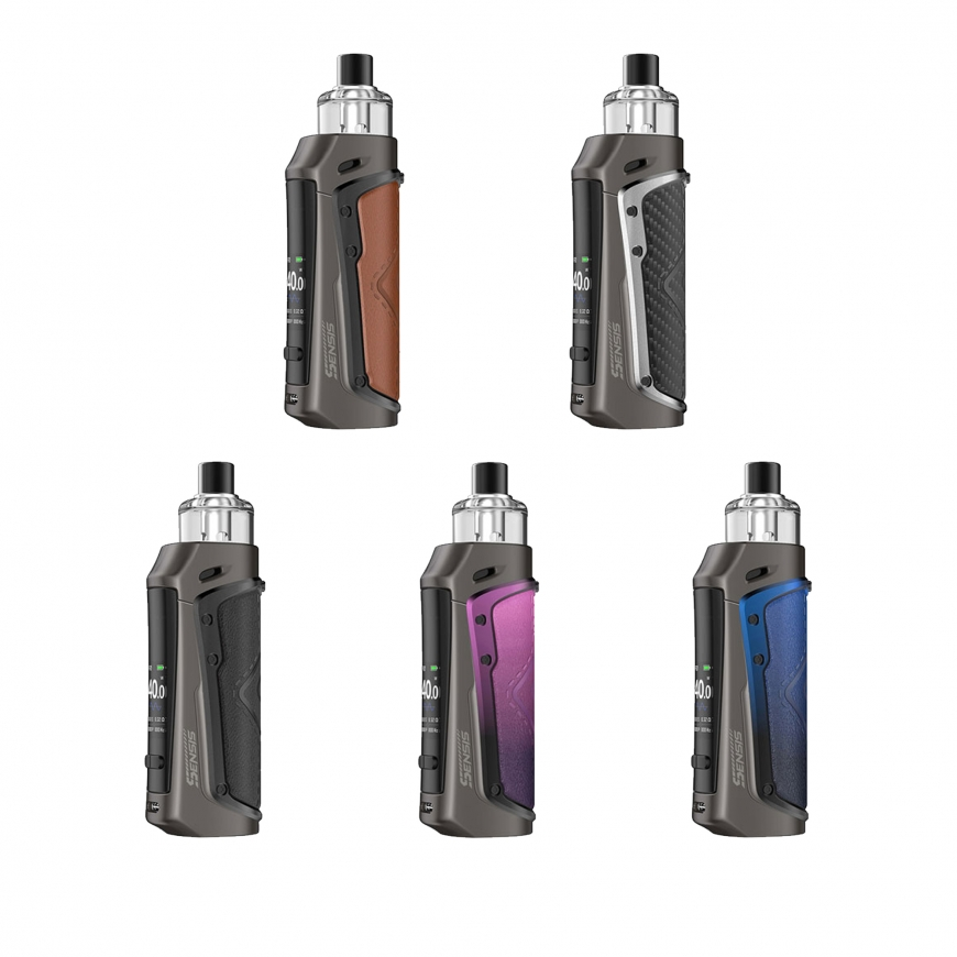 NEW @ BKS!! Innokin Sensis Pod Kit | Freemax MAXUS 50W & New Metal Edition Kits & Tanks | Voopoo TPP Coils & More!!