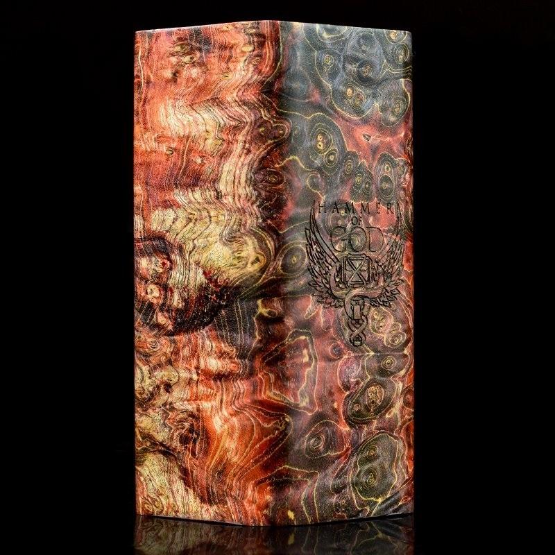 NEW @ BKS   Vaperz Cloud Stab Wood Edition Hammer of God   Dinner Lady Tobacco   Restocks & More!!
