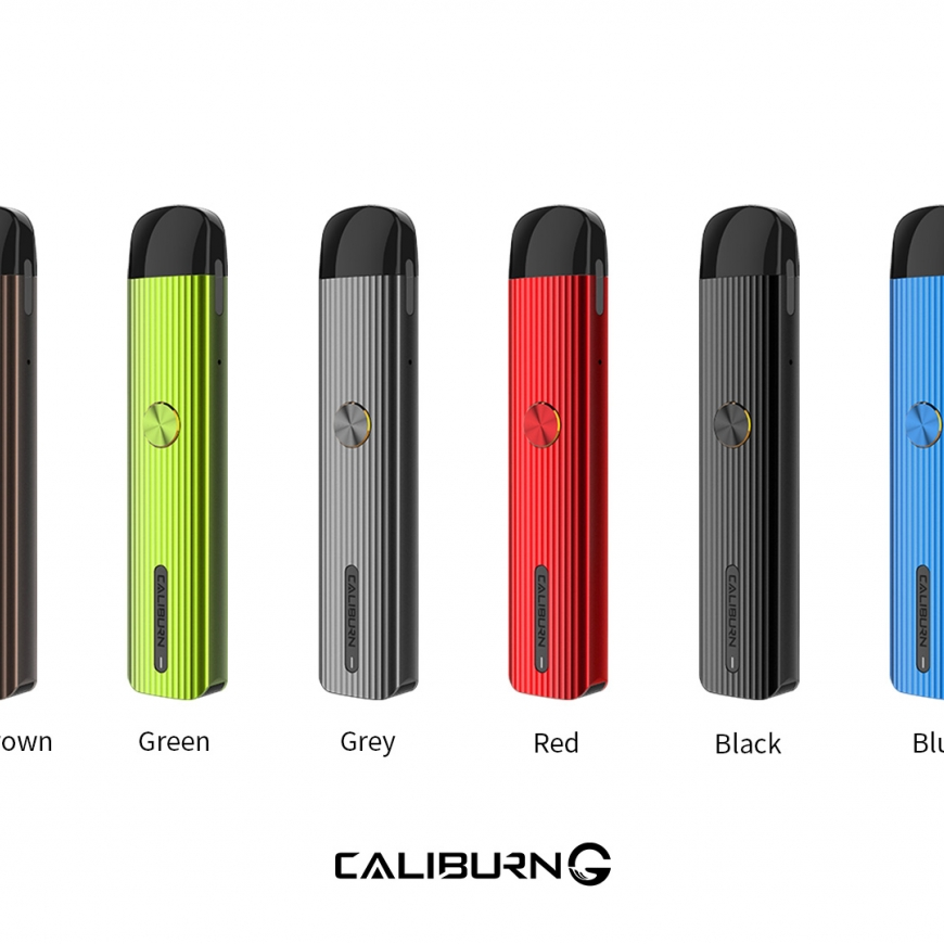 UWELL Caliburn G Pod Kit - In Stock Now @ BKS!! Voopoo | Wotofo | Nevoks | Just Juice & More!!