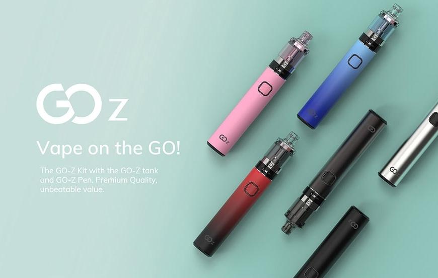 NEW @ BKS!! Innokin Go-Z Kit | Innokin GoMAX Disposable Sub-Ohm Tank & More!!