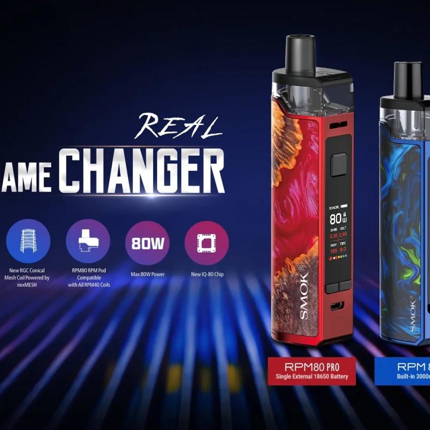 SMOK RPM 80 Tester Kits!!