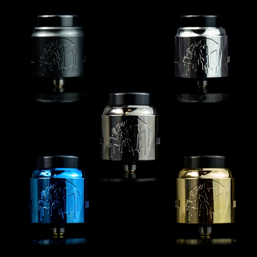 NEW @ BKS!! Suicide Mods Nightmare RDA | Vaperz Cloud Trilogy RTA | One Hit Wonder Restocks & More!!