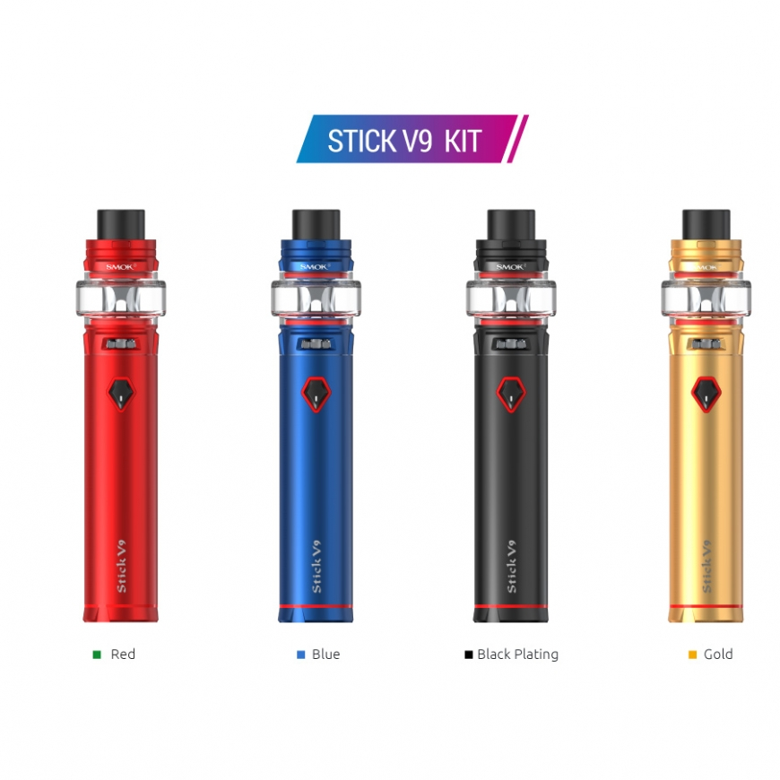SMOK Stick V9 & Nord AIO 19 Kit In Stock Now @ BKS!!