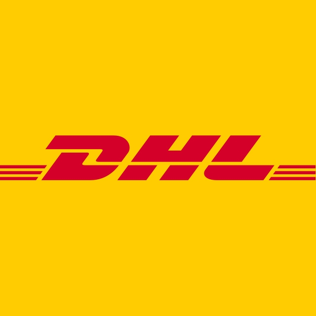 We have moved to DHL!