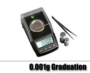 0.001g Graduation