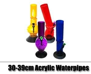 30-39cm Acrylic Waterpipes