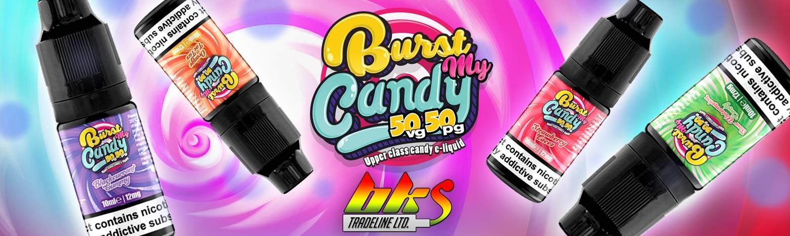 Burst My Bubble / Candy 50/50 Range
