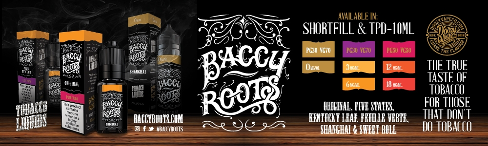 Baccy Roots by Doozy Vape Co