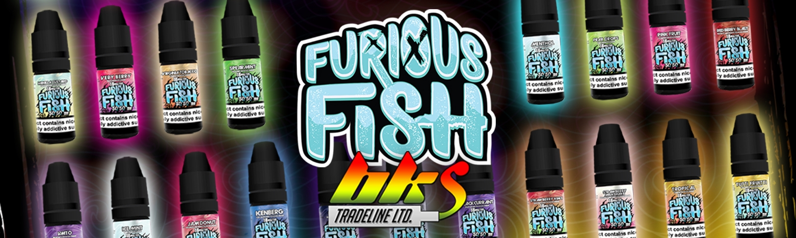 Furious Fish 50/50 Range