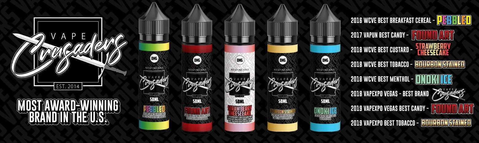 Vape Crusaders Premium E-Liquid