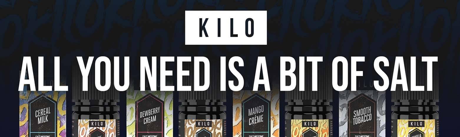 Kilo Nicotine Salts
