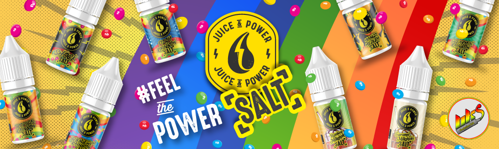 Juice N' Power Nic Salts