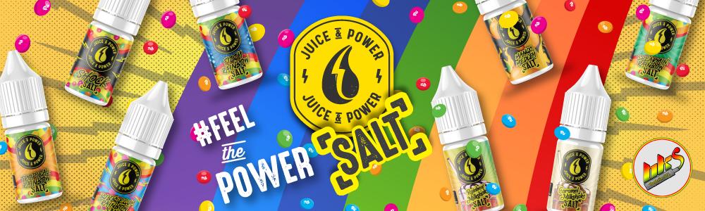 Juice N' Power Nic Salts