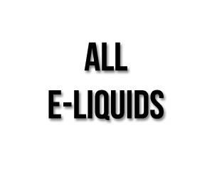 All TPD E-Liquids