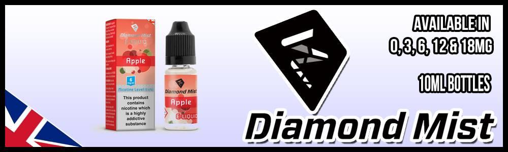 Diamond Mist 50/50 Range