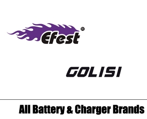 Battery & Charger Brands