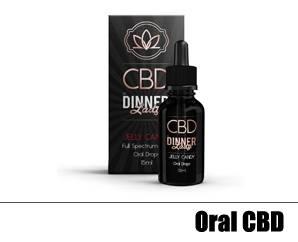 Oral CBD / Tinctures