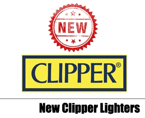 New Clipper Lighters