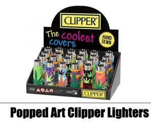 Popped Art Cover Clippers