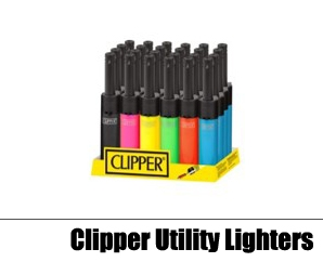 Clipper Utility Lighters