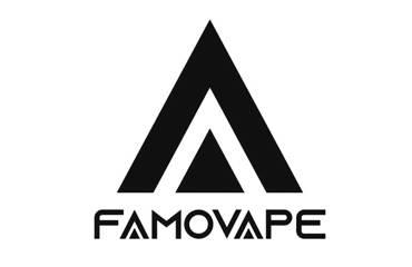 Famovape Chillax Disposable Nic Salt E-Cigarettes