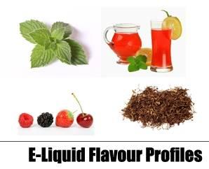 E-Liquid Flavour Profiles