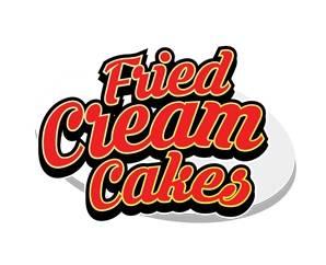 Fried Cream Cakes