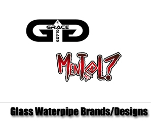 Glass Brands, Logos & Designs